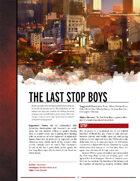 The Last Stop Boys