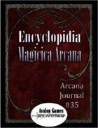Arcana Journal #35