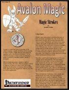 Avalon Magic, Vol 2, Issues #3, Magic Strokes