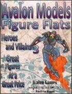 Avalon Models, Heroes & Villains 3