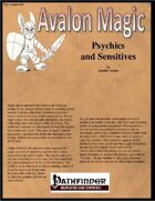 Avalon Magic, Vol 2, Issues #4 Psychics and Sensitives