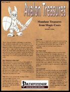 Avalon Treasure, Vol 2, Issue #4, Mundane Treasures from Magic Users