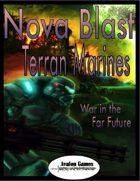 Nova Blast Marine Source Book