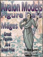 Avalon Models, Mages