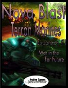 Nova Blast Marine Expansion #1, Avalon Mini-Games #130