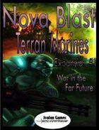 Nova Blast Marine Expansion #1, Avalon Mini-Games #130