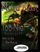 Nova Blast Too-Nia Expansion #1, Avalon Mini-Games #131