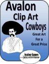Avalon Clip Art, Western