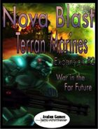 Nova Blast Marine Expansion #2, Avalon Mini-Games #133