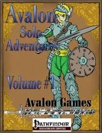 Pathfinder Solo, Fighter - Avalon Game Company | RPG Goodies