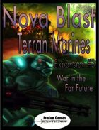 Nova Blast Marine Expansion #3, Avalon Mini-Games #137
