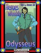 Heroes Weekly, Vol 1, Issue #10, Odyssues
