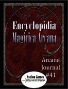 Arcana Journal #41