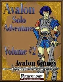 Pathfinder Solo, Rogue - Avalon Game Company | RPG Goodies | Avalon  Pathfinder | DriveThruRPG com