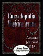 Arcana Journal #42