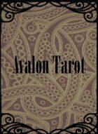 Avalon Tarot, Standard Tarot Size Cards