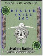 Healer Skill Set