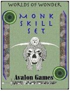 Monk Skill Set