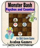 Monster Bash Set 3, Mini-Game #43