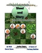 Steel and Glory, Set 2, Mini-Game #46