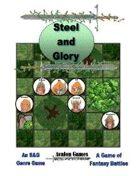 Steel and Glory, Set 2, Mini-Game #46