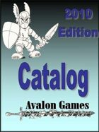 Avalon Product Catalog and Coupon Book, 2010 Edition