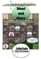 Steel and Glory, Dance of War and Magic, Mini-Game #56