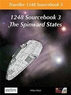 Traveller - New Era 1248 Sourcebook 3 Spinward States