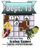 Dept. 13, Mini-Game #64