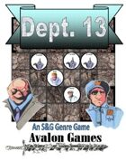 Dept 13, Set 2, Mini-Game #66