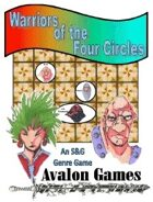 Warriors of the Four Circles, Set 1, Mini-Game #76