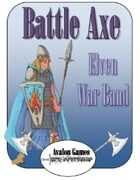 Battle Axe Elven War Host