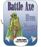 Battle Axe Elven Ranger