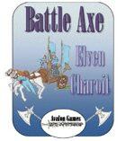 Battle Axe Elven Chariot
