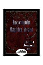 Arcana Journal #1