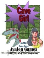 Cave Girl, Mini-Game #93