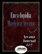 Arcana Journal #2