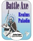 Battle Axe, Realm's Paladin