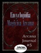Arcana Journal #5