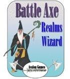 Battle Axe, Realm's Wizard