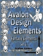Avalon Design Elements, Fantasy Set 2