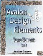 Avalon Design Elements Stone Set 2