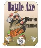 Battle Axe, Dwarf Drummer