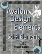 Avalon Design Elements Sc-Fi Set 3