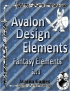 Avalon Design Elements, Fantasy Set 3