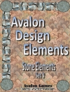 Avalon Design Elements, Stone Set 3