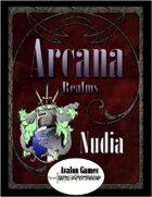 Arcana Realms, Nudia