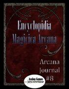 Arcana Journal #8