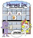 Heroes Inc Set 4, Mini-Game #98