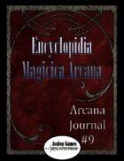 Arcana Journal #9